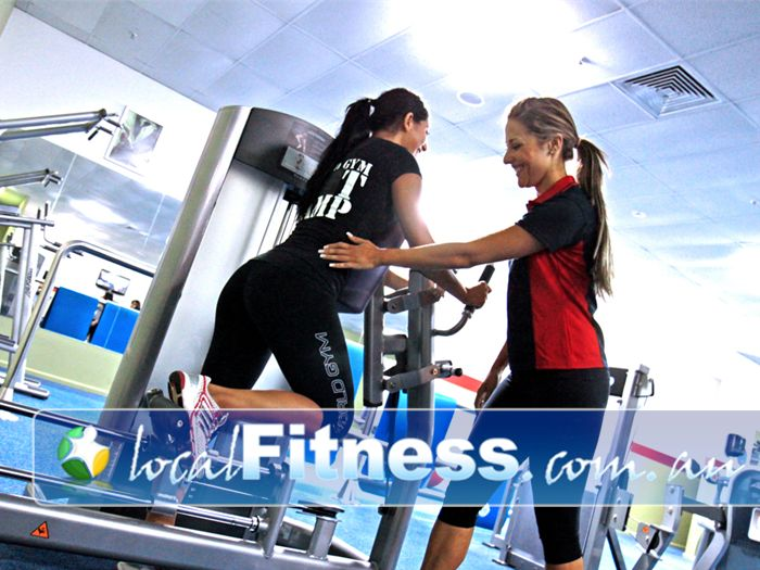 World Gym Near Condell Park We will design a custom ladies program to firm and tone.