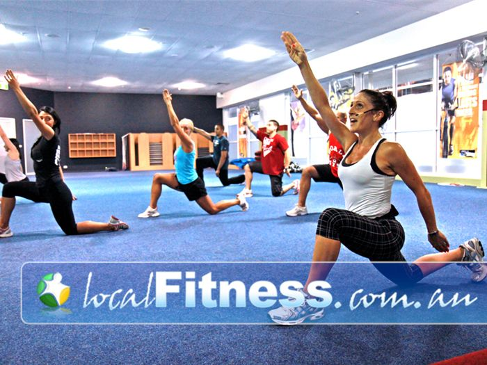World Gym Near Padstow Showcasing our many Bankstown group fitness classes including Mind Body and Dance.