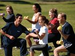 Step into Life Caversham Outdoor Fitness Outdoor Step into Life outdoors in the