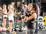 Kettlebells are a great women strength training choice