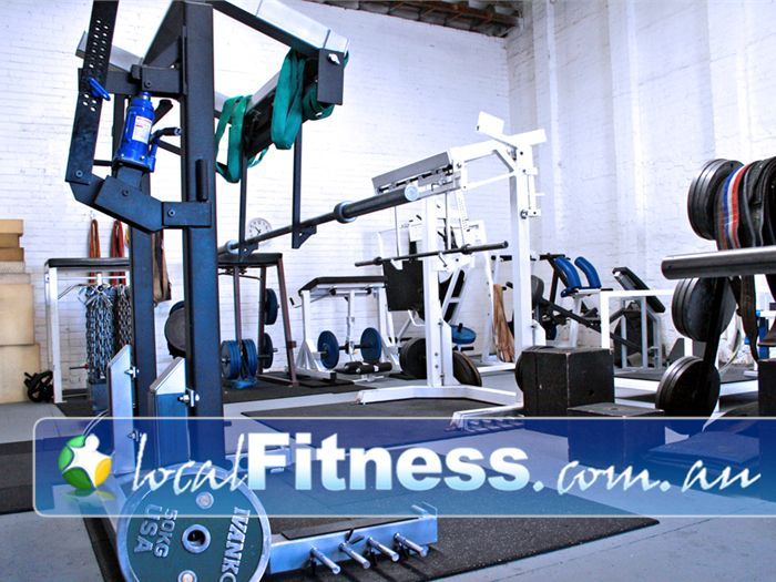 Apollo Gym Gym Newport  | Specialised powerlifting equipment.