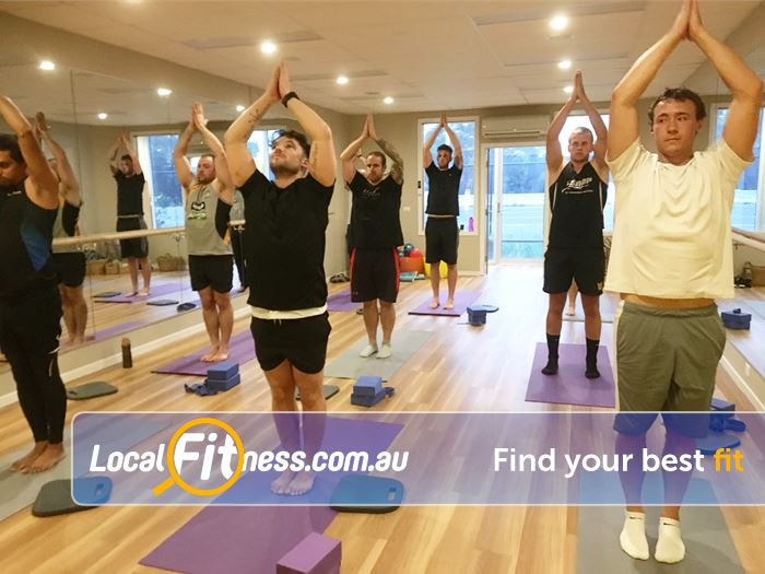 Personal Transformations Gym Williamstown North  | Welecome to the Personal Transformations Laverton Yoga space.