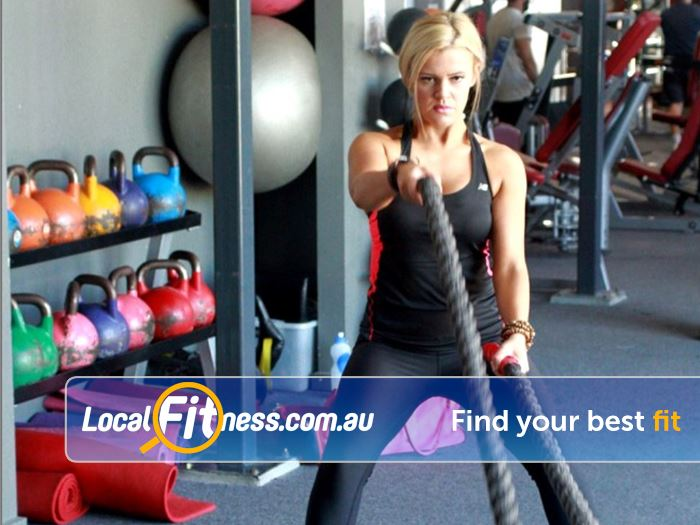 Personal Transformations Gym Williamstown North  | We provide a boutique functional training Laverton gym