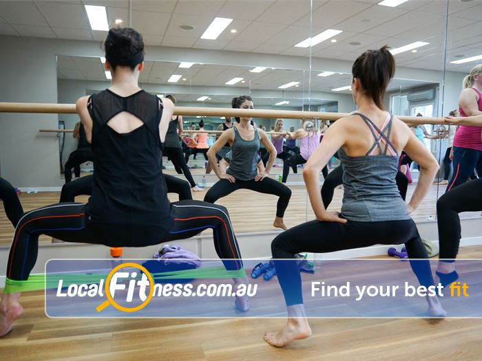 Personal Transformations Gym Williamstown North  | Classes includes Laverton Pilates, Barre and Yoga.