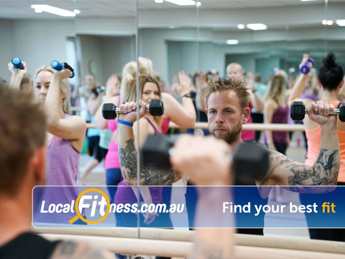 Personal Transformations Near Seabrook Get into functional strength training classes in Laverton.