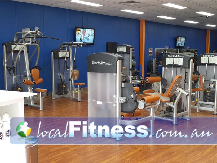 Plus Fitness 24/7 24 Hour Gym Sydney  | State of the art Sports Art equipment in