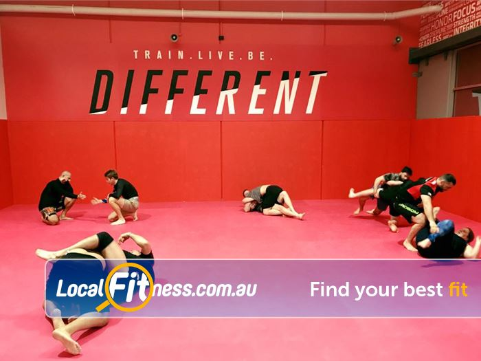 UFC Gym Fountain Gate Gym Dandenong  | #traindifferent and learn the winning mentality of UFC