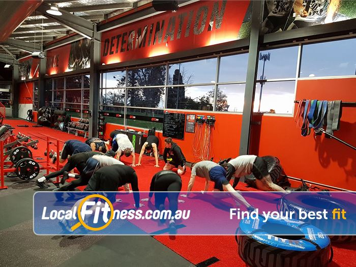UFC Gym Fountain Gate Gym Sherbrooke  | Join the community and train together in our