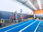 Peak Fitness Gym includes a dedicated functional and