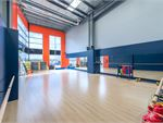 Our dedicated and spacious group fitness studio inc