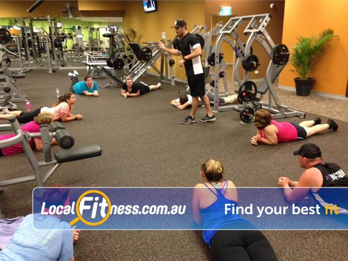 Anytime Fitness Gym Forster  | Get the edge with Forster group fitness classes.