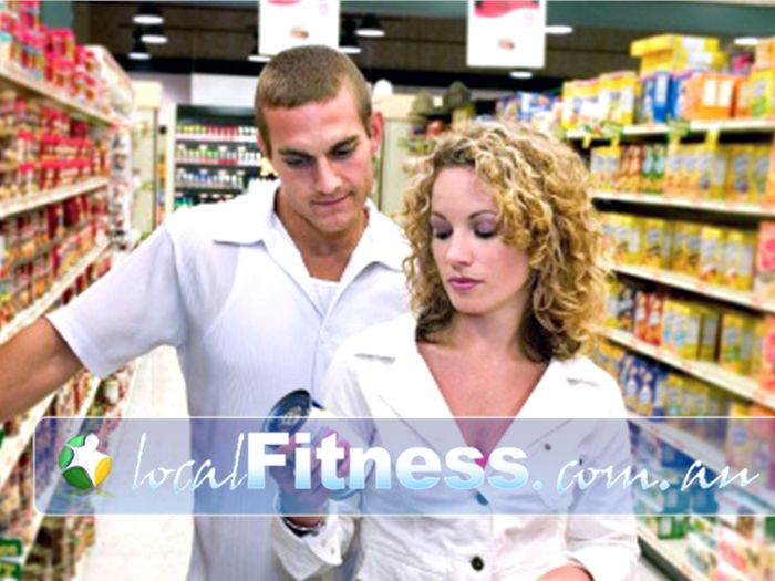 Realm Personal Training Near Reservoir We recognize your weight-loss success is in nutrition.