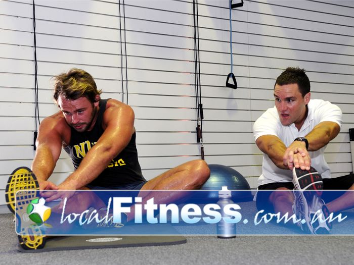 Realm Personal Training Preston For clients looking for more personal attention.