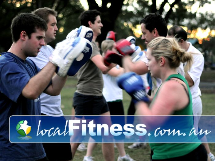 Realm Personal Training Preston We provide outdoor sessions without the military boot camp theme.