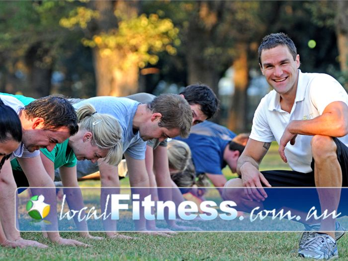 Realm Personal Training Near Reservoir Our popular outdoor classes are run daily.