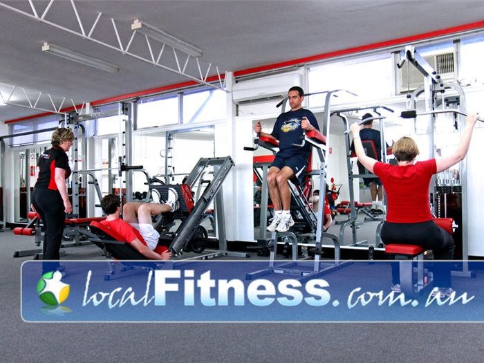 New Level Personal Training Castle Hill Fully equipped, spacious and a non-intimidating training environment.<br /><br />