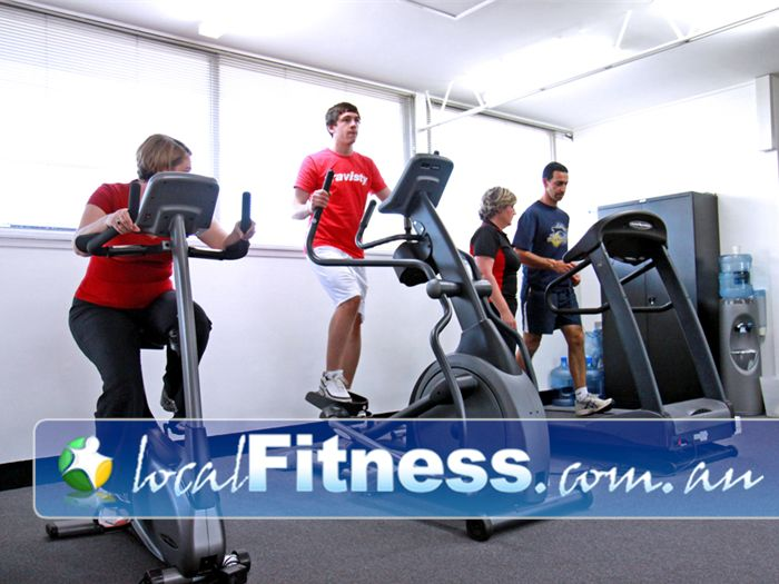 New Level Personal Training Near Kellyville Our private studio has a full range of cardio equipment.<br />