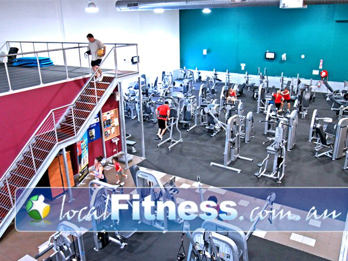 Genesis Fitness Clubs Lawnton Welcome to our 2 level 2100 square metre Lawnton gym.