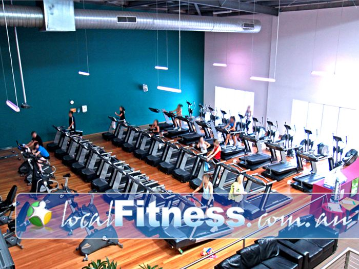 Genesis Fitness Clubs Lawnton Our Lawnton gym provides more than 40 machines so you'll never have to wait.