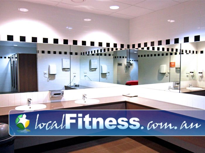 Genesis Fitness Clubs Exclusive Change Rooms Near Petrie