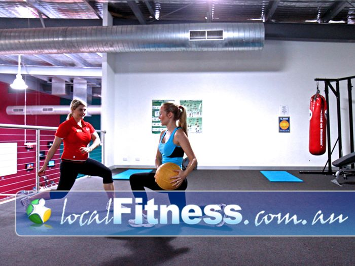 Genesis Fitness Clubs Lawnton Lawnton personal trainers can help you with your core rotational strength.
