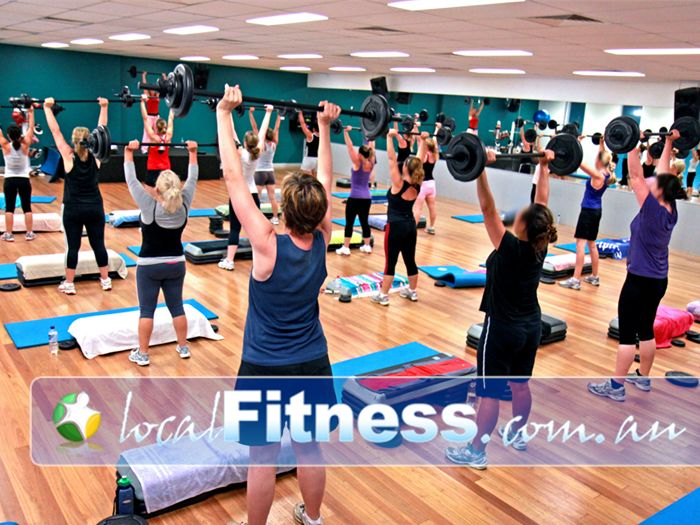 Genesis Fitness Clubs Lawnton Join in on your favorite Les Mills classes including Body Pump.