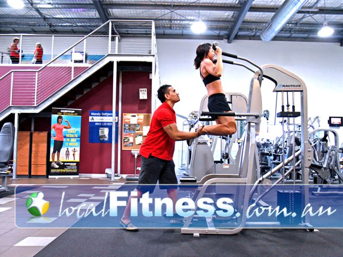 Genesis Fitness Clubs Lawnton Consult our Lawnton gym instructors about the latest strength training.