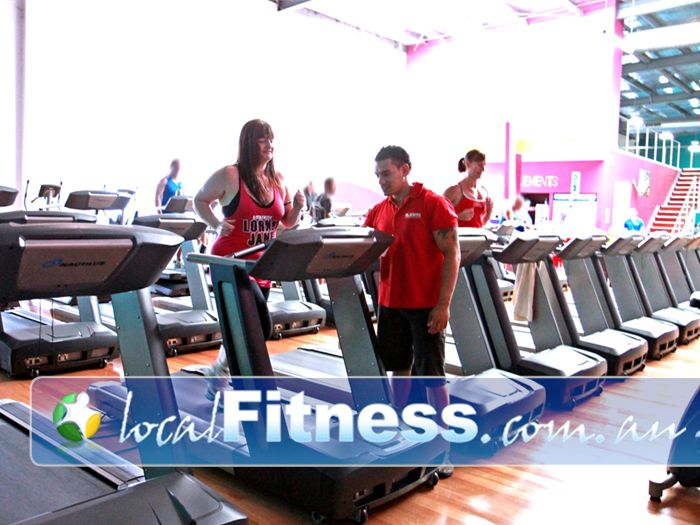 Genesis Fitness Clubs Lawnton Lawnton gym instructors can help fast-track your weight-loss and cardio results.