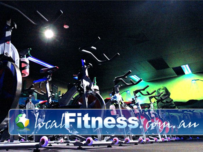Genesis Fitness Clubs Lawnton RPM and Lawnton spin cycle classes run daily at Genesis.