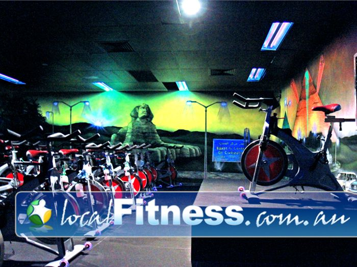 Genesis Fitness Clubs Lawnton Our energetic Lawnton cycle classes will get your heart pumping.