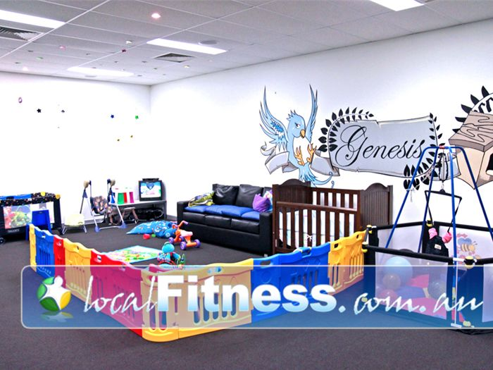 Genesis Fitness Clubs Near Petrie Get your children involved with FREE KidzFIT classes at Genesis Lawnton.