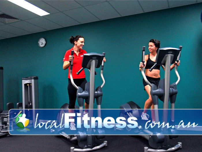 Genesis Fitness Clubs Lawnton Our Lawnton ladies gym provides a dedicated cardio area for women.