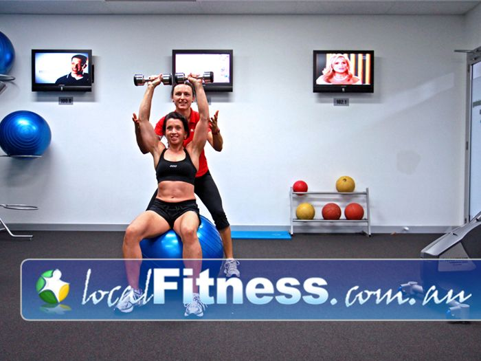 Genesis Fitness Clubs Lawnton Female Lawnton personal trainers can hep design a ladies program to suit your goals.