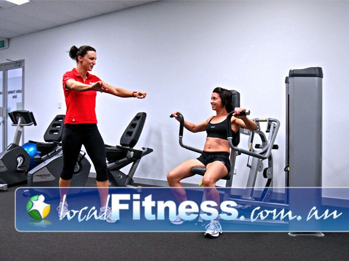 Genesis Fitness Clubs Near Murrumba Downs Fully equipped Lawnton ladies gym for cardio and strength.
