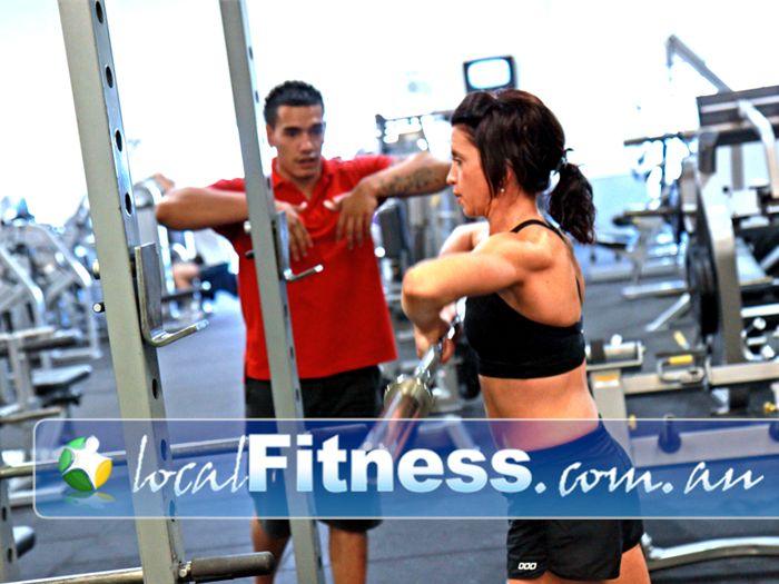 Genesis Fitness Clubs Lawnton Our Lawnton personal trainers will design a custom program to suit your weight loss goals.