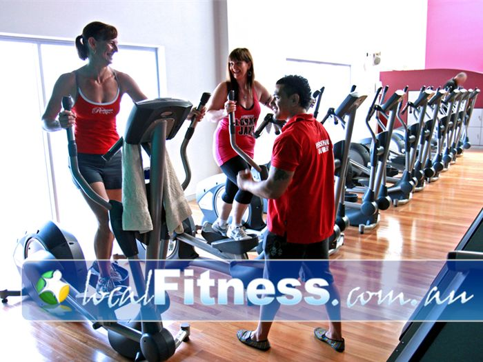 Genesis Fitness Clubs Near Murrumba Downs Our Lawnton personal trainers can provide fun group programs for family and friends.