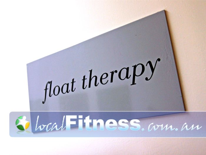Genesis Fitness Clubs Lawnton Enjoy a relaxing and therapeutic flotation therapy session.