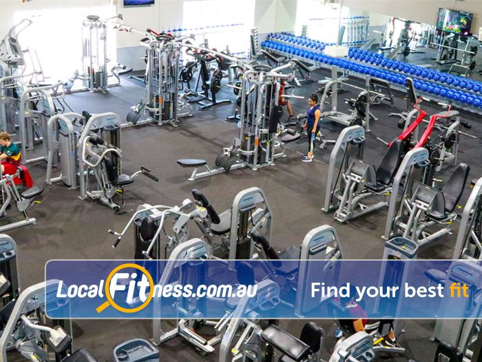 Genesis Fitness Clubs Gym Petrie  | Welcome to the $1 million upgraded Lawnton gym.