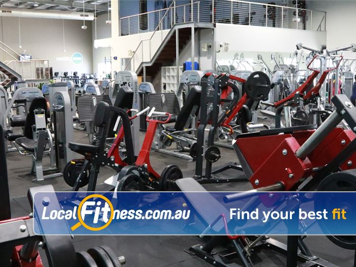 Genesis Fitness Clubs Near Kallangur Our 24 hour Lawnton gym inc. state of the art strength equipment.
