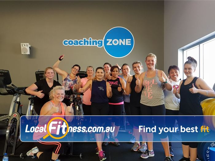 Genesis Fitness Clubs Near Petrie Try our small group training classes in our coaching zone.