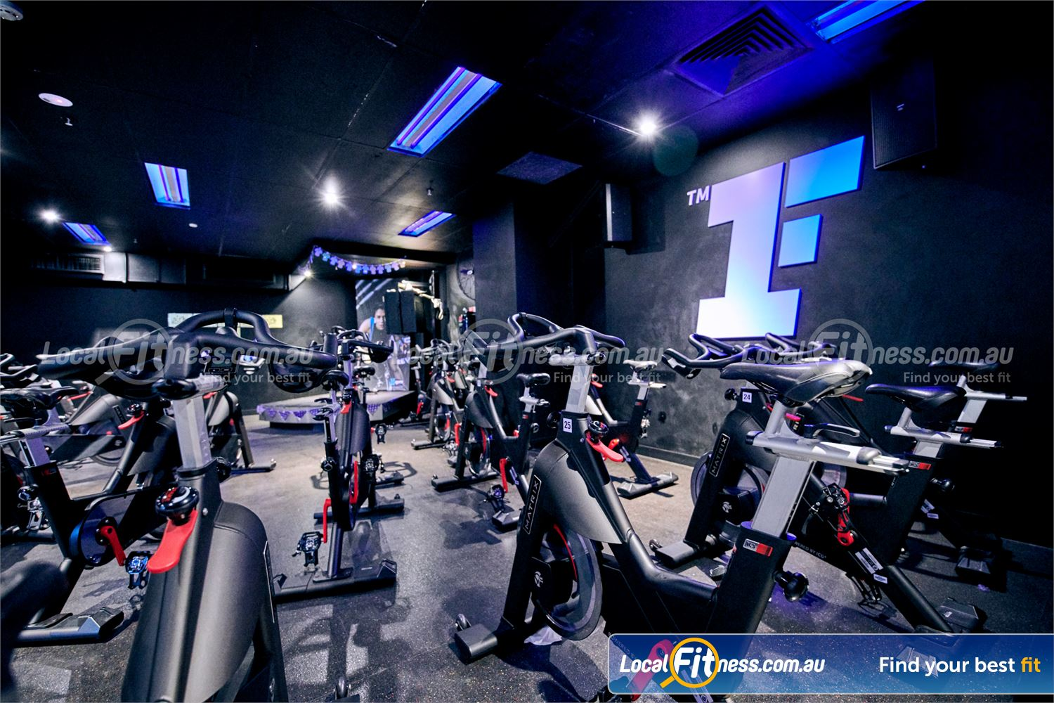 Fitness First Canberra City Canberra Our Canberra cycling classes will help you burn those calories.