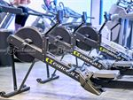 Fitness First Canberra City Forrest Gym Fitness Rows of cardio machines at our
