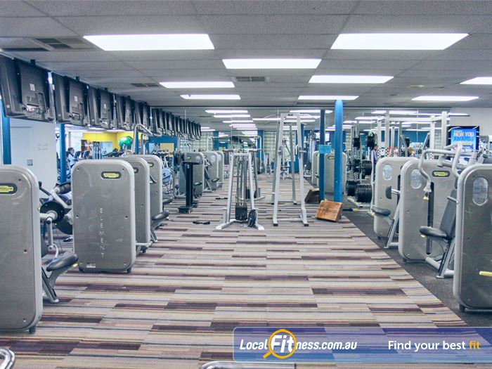 Goodlife Health Clubs Gym Burnside    Welcome the family and community atmosphere at Goodlife
