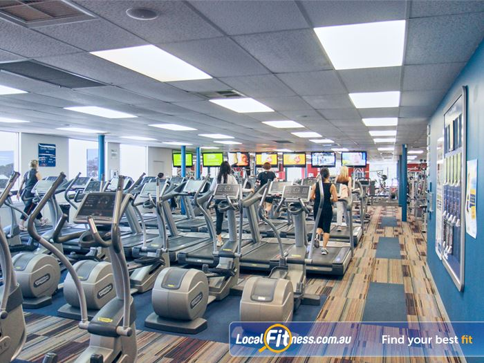 Goodlife Health Clubs Gym Hindmarsh    Our Holden Hill gym offers a great range