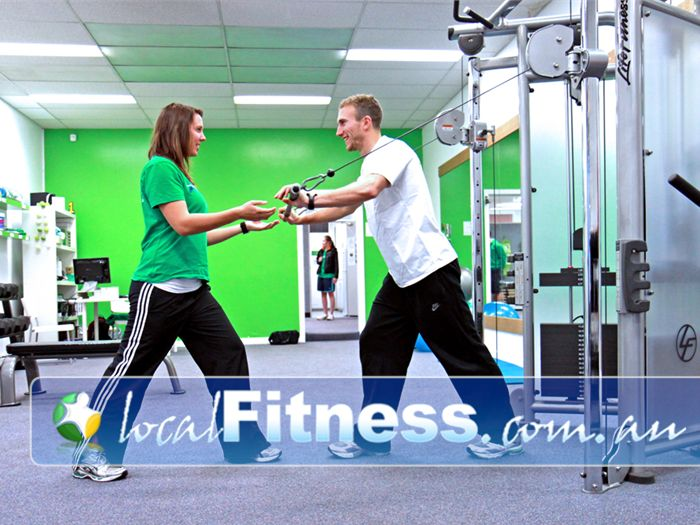Vital Habits Personal Training Gym Glen Iris    We will incorporate strength training to get you