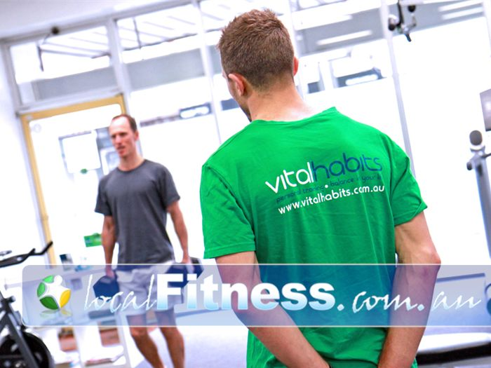 Vital Habits Personal Training Gym Box Hill  | At Vital Habits Camberwell, we focus on you!