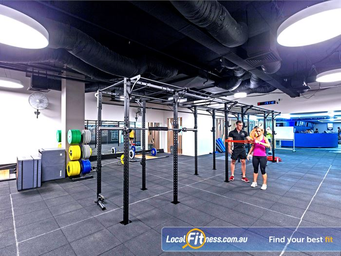 Goodlife Health Clubs Gym Bardon  | Goodlife Fortitude Valley gym is state of the