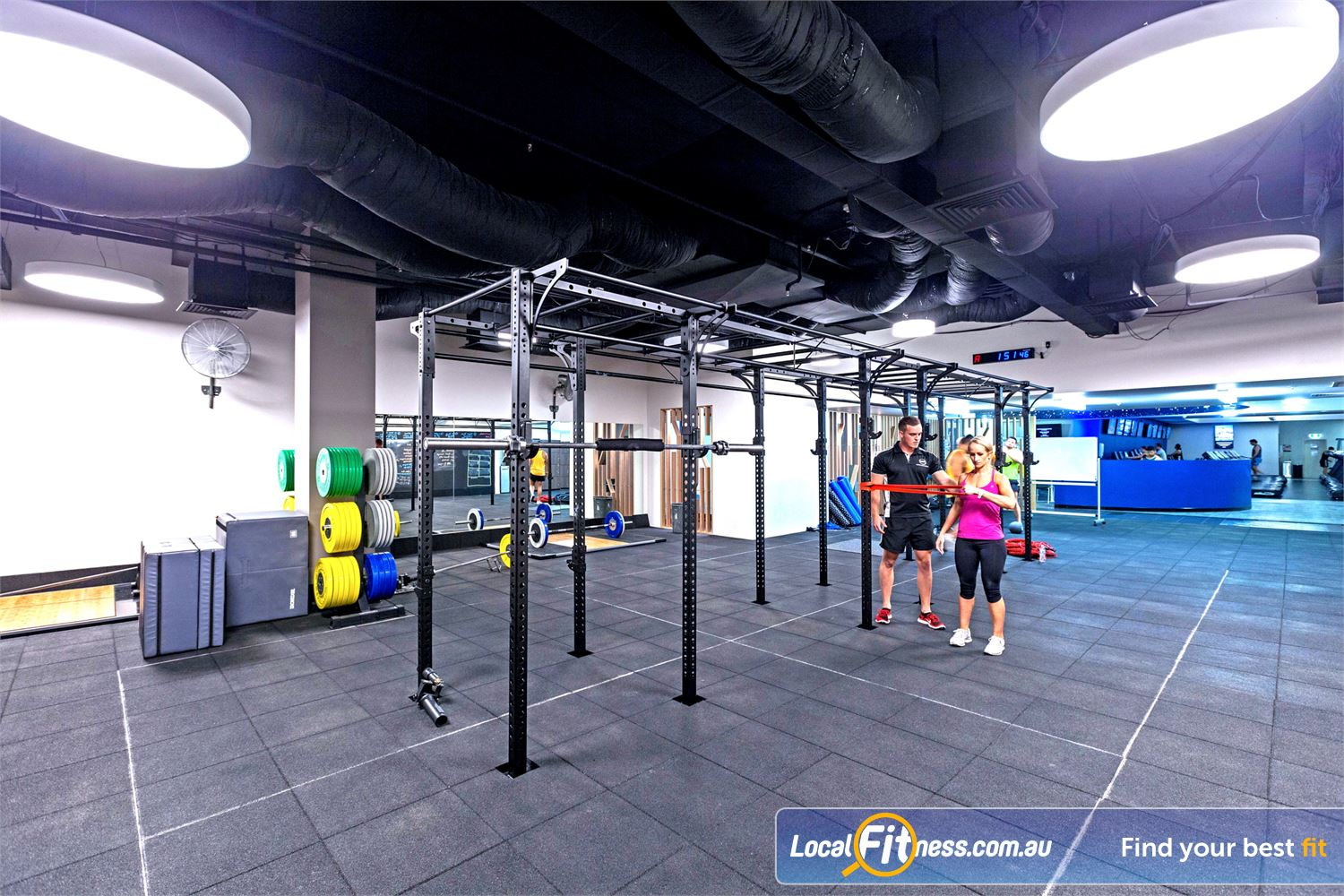 Goodlife Health Clubs Fortitude Valley Goodlife Fortitude Valley gym is state of the art and one of the hottest clubs in the Valley!