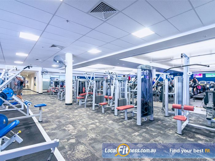 Goodlife Health Clubs 24 Hour Gym Newstead  | Our Fortitude Valley gym provides state of the