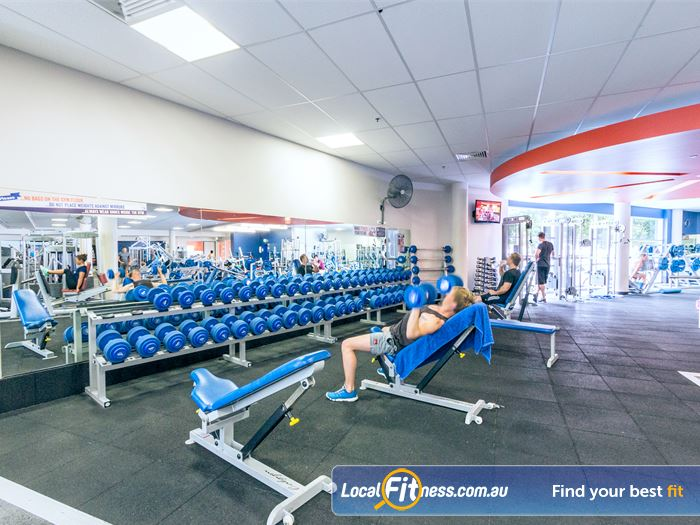 Goodlife Health Clubs Gym Bardon  | At our Fortitude Valley gym, pick from a
